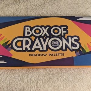 Crayon Case Box of Crayons Palette